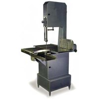 22 1/2 inch x 91 1/2 inch Vertical Band Saw with 126 inch Blade - 3 HP, 220V