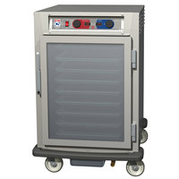 Metro C595-NFC-LPFC C5 9 Series Pass-Through Heated Holding and Proofing Cabinet - Clear Doors