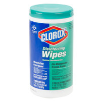 Clorox Disinfectant Cleaner and Deodorizer Wipes 6/Case