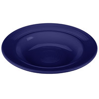 Tuxton CCD-090 Concentrix 12 oz. Cobalt China Soup / Pasta Bowl - 24/Case