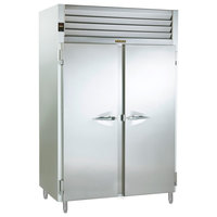 Traulsen RH232NP-COR01 48.3 Cu. Ft. Two Section Correctional Pass-Through Refrigerator - Specification Line