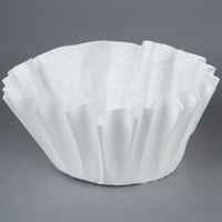 Bunn 20125.0000 21 inch x 8 3/4 inch 6 Gallon Urn Style Coffee Filter - 250 / Case