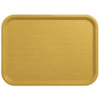 Carlisle CT121621 Cafe 12 inch x 16 inch Gold Standard Plastic Fast Food Tray