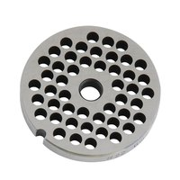 1/4 inch Hole Meat Grinder Plate #22
