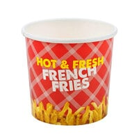 Choice 32 oz. French Fry Cup - 600 / Case