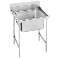 Advance Tabco 9-81-20 Super Saver One Compartment Pot Sink - 29 inch