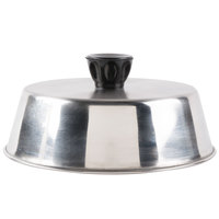 American Metalcraft BA640S 6 3/4 inch Round Stainless Steel Dome Basting Cover