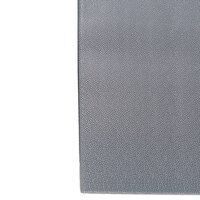 Pebbled Gray Tredlite Vinyl Anti-Fatigue Mat 27 inch x 60 inch - 3/8 inch Thick