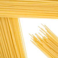 Angel Hair Pasta - (20) 1 lb. Bags / Case