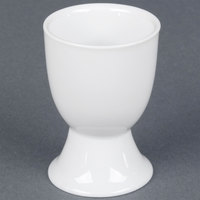 CAC EGC-3 White China Egg Cup 1.5 oz. - 48/Case