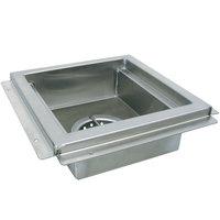 Advance Tabco FDR-1212 12 inch x 12 inch Floor Drain