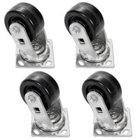 Bakers Pride 21886011 Casters - 4/Set