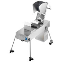 Edlund 358XL Electric Fruit and Vegetable Slicer with Two 3/8 inch XL Blade Assemblies