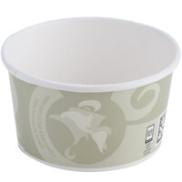 Eco Products EP-BRSC12-EW Evolution World 12 oz. Soup / Hot & Cold Food Cup - 500 / Case