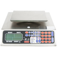 Tor Rey QC-5/10 10 lb. Table Top Counting Scale, Legal for Trade