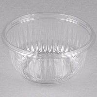 Dart Solo PET16B PresentaBowls 16 oz. Clear Plastic Bowl - 504 / Case