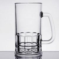 GET 00085-P (00085P) 20 oz. Plastic Plastic Mug - 12/Pack