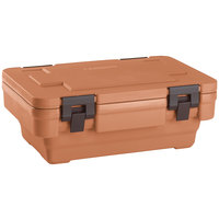 Cambro UPCSS160157 Coffee Beige S-Series Stack-and-Store Ultra Pan Carrier