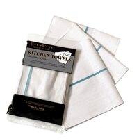 Chef Revival 15 inch x 26 inch Herringbone Dish Cloth - 12 / Pack