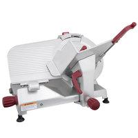 Berkel 829A-PLUS 14 inch Manual Gravity Feed Meat Slicer - 1/2 hp
