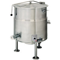 Cleveland KEL-30 30 Gallon Stationary 2/3 Steam Jacketed Electric Kettle - 208/240V