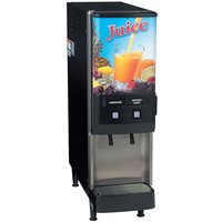 Bunn 37900.0001 JDF-2S 2 Flavor Cold Beverage Juice Dispenser