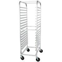 Advance Tabco PR18-3W 18 Pan End Load Bun / Sheet Pan Rack - Assembled