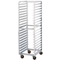 Advance Tabco PR18-3W 18 Pan End Load Bun / Sheet Pan Rack - Assembled