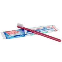 Disposable Toothbrush with Toothpaste - 144/Case