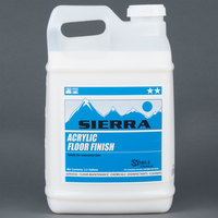 Sierra by Noble Chemical 2.5 Gallon Acrylic Floor Finish - 2/Case