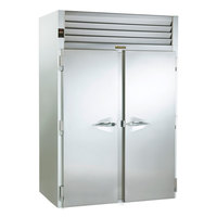 Traulsen ARI232LPUT-FHS 80.2 Cu. Ft. Two Section Roll Thru Refrigerator for 66 inch Pan Racks - Specification Line