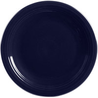 Homer Laughlin 467105 Fiesta Cobalt Blue 11 3/4 inch Chop Plate - 4/Case