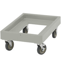 Cambro CD300 Light Gray Camdolly for Cambro Camtainers and Camcarriers