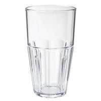 GET 9932-1-CL Bahama 32 oz. Clear Break-Resistant Plastic Tumbler - 72/Case