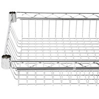 Regency 18 inch x 36 inch NSF Chrome Shelf Basket