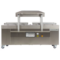 ARY VacMaster VP731 Two Chamber Floor Model Vacuum Packaging Machine with 31 inch Seal Bars