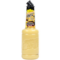 Finest Call Premium Banana Puree Drink Mix 1 Liter