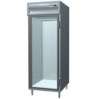 Delfield SMR1N-G 21 Cu. Ft. One Section Glass Door Narrow Reach In Refrigerator - Specification Line