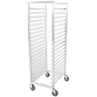 Cres Cor 207-1820 20 Pan End Load Bun / Sheet Pan Rack - Assembled