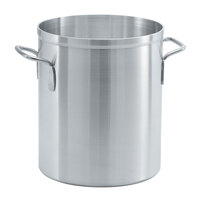 Vollrath 67508 Wear-Ever 8.5 Qt. Classic Aluminum Stock Pot