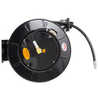 Equip by T&S 5HR-342-GH Hose Reel with 50' Hose and Garden Hose Adapter