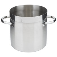 Vollrath 3101 Centurion 6.5 Qt. Induction Ready Stainless Steel Stock Pot