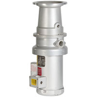 Hobart FD4/125-3 Commercial Garbage Disposer with Short Upper Housing - 1 1/4 hp, 120/208-240V