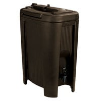 Carlisle XB501 Brown 5 Gallon Slide N' Seal Insulated Beverage Dispenser