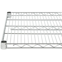 "Regency 21"" x 72"" NSF Chrome Wire Shelf"