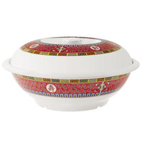GET KT-050-L Dynasty Longevity 70 oz. Bowl with Lid - 12/Case