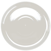 Tuxton BWA-1315 DuraTux White 13 1/8 inch China Pizza Serving Plate 6/Case