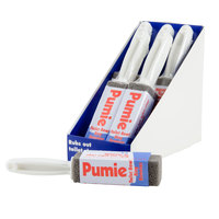 Pumie JAN-6 Toilet Bowl Ring Remover / Cleaning Stick with Handle - 6 / Case