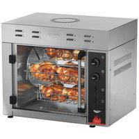 Vollrath 40841 Countertop Rotisserie Oven - 208/240V