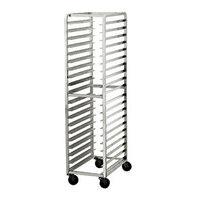 Advance Tabco STR20-3W Steam Table Pan Rack - 20 Pan Capacity